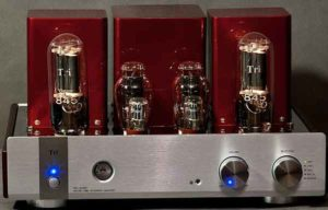 Ламповый усилитель мощности TRIOD TRV-845SE-1