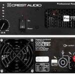 Двухканальный усилитель Crest Audio Pro9200