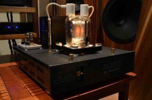 Ламповый усилитель Maestro Gold 833A-1