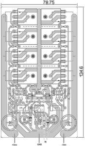 Усилитель мощности МОСФИТ 400-4