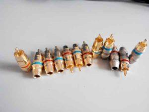 Межблочный кабель rca rca-11