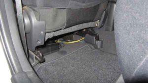 Активный сабвуфер под сиденье-5