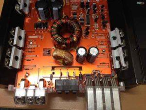 Автоусилитель SOUNDSTREAM LW4.620-3
