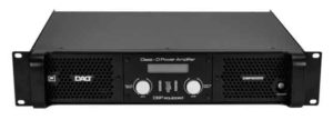 Мощный усилитель звука DSP2000-1