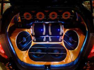 Аудио тюнинг автомобиля-6