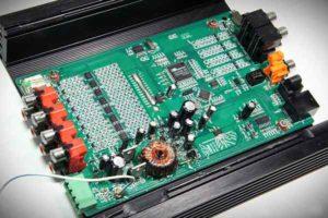 Аудиопроцессор для авто-5