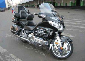 Аудиосистема для мотоцикла-0