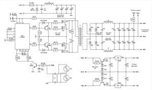 Автомобильный усилитель звука-2