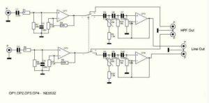 Автомобильный усилитель звука-5