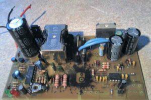 Автоусилитель для сабвуфера-5
