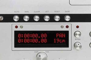 Современный катушечный магнитофон Ballfinger-2