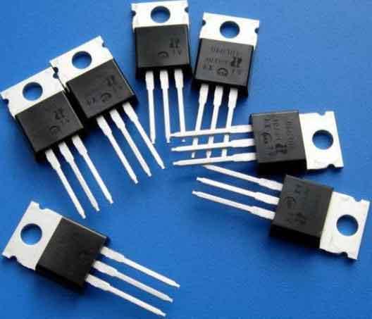 Биполярные и полевые транзисторы