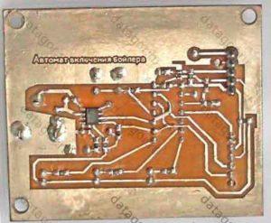 Бойлер для нагрева воды электрический-10