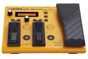 Цифровой гитарный процессор BOSS GP-10S-2