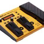 Цифровой гитарный процессор BOSS GP-10S-4