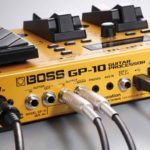 Цифровой гитарный процессор BOSS GP-10S-7