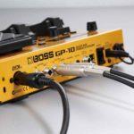 Цифровой гитарный процессор BOSS GP-10S-8