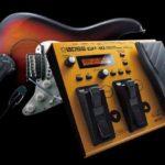 Цифровой гитарный процессор BOSS GP-10S-9