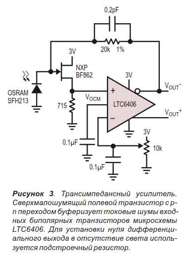 Дифференциальный операционный усилитель-3