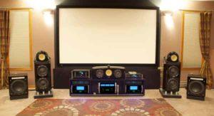 Домашний кинотеатр Hi End класса-3