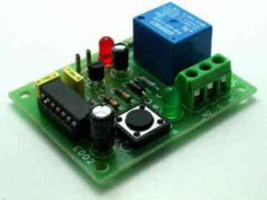 Электронный выключатель схема -1