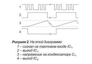 Электронный выключатель схема -3