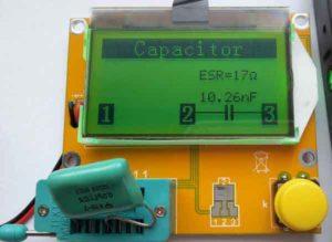 Многофункциональный измеритель ESR-RLC-7