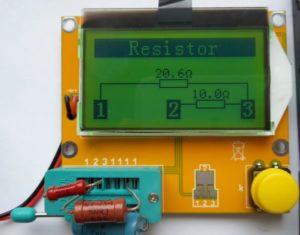 Многофункциональный измеритель ESR-RLC-6