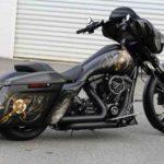 Установка акустики на Harley Davidson
