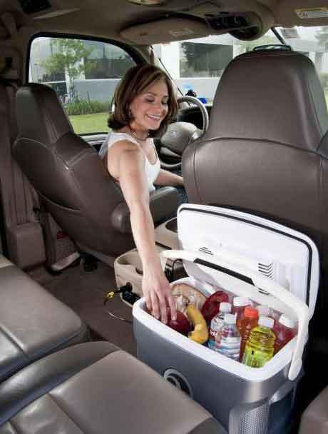 Холодильник в машину