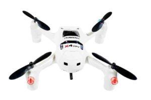 Радиоуправляемый квадрокоптер Hubsan FPV X4-2