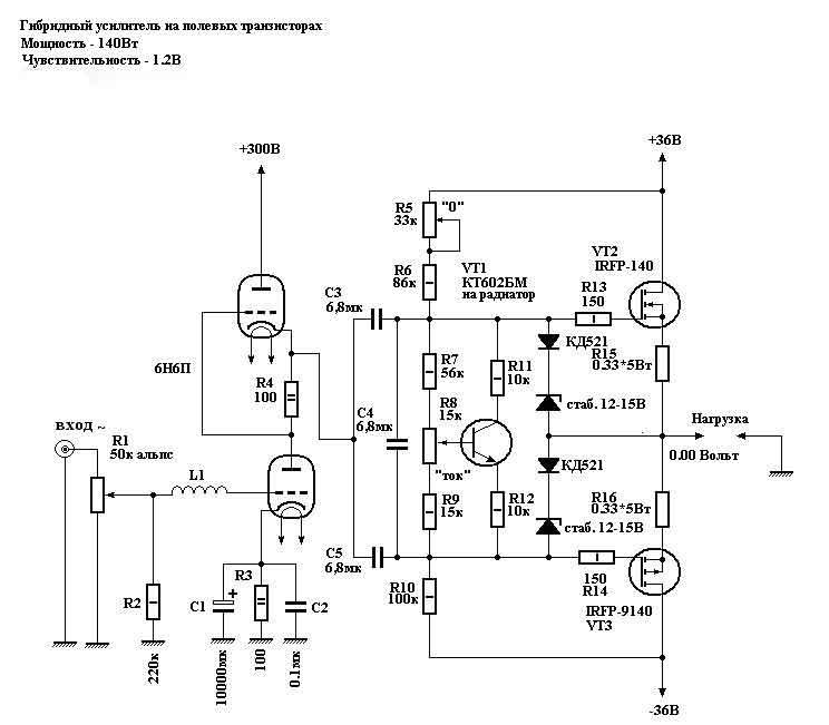 пояснительной гибридный каскад в линейных усилителях мощности вентиляция бане: парилке