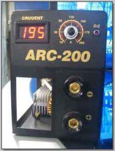 Инвертор сварочный ARC-200-1