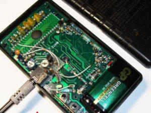Измеритель емкости конденсаторов своими руками-3