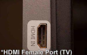 Как подключить ноутбук к телевизору-8