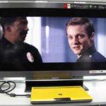 Как подключить ноутбук к телевизору-r
