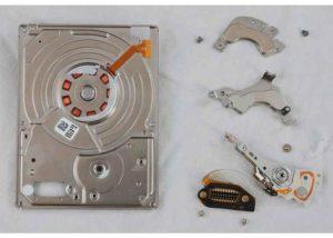 Как разобрать жесткий диск-8
