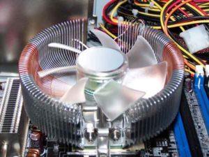 Как снять кулер с процессора-1