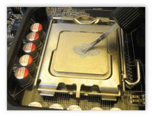 Как установить процессор на материнскую плату-7