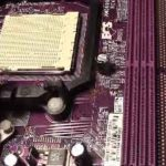 Как установить процессор на материнскую плату-r