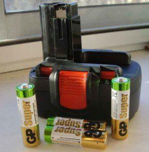 Как зарядить никель кадмиевый аккумулятор-1