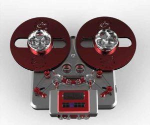 Катушечный магнитофон-1