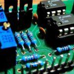 Компоновка электронных элементов