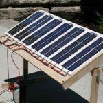 Контроллер заряда солнечной батареи-r