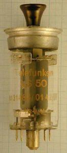 Схема лампового усилителя на ГУ-50-1
