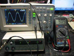 Схема лампового усилителя на ГУ-50-6