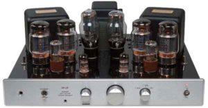 Ламповый усилитель мощности звука-1