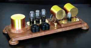 Ламповый усилитель мощности звука-12