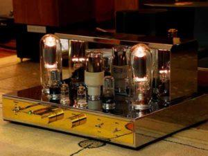 Ламповый усилитель схема-01