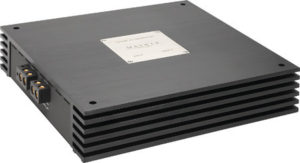 Четырехканальный автоусилитель Brax Matrix MX4-1